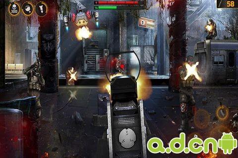 殺戮之旅2(含數據包) Overkill 2 v1.36-Android射击游戏類遊戲下載