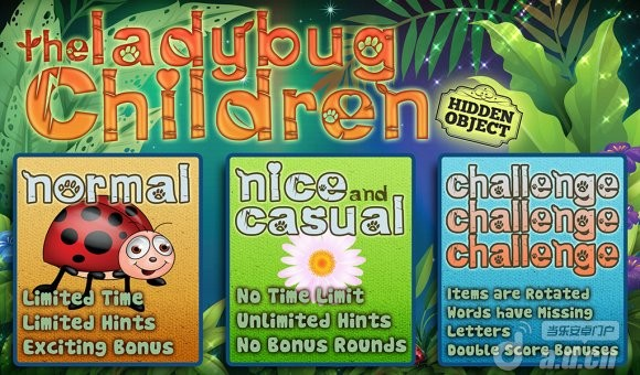 兒童瓢蟲找茬遊戲 The Ladybug Children v1.0.2-Android益智休闲免費遊戲下載