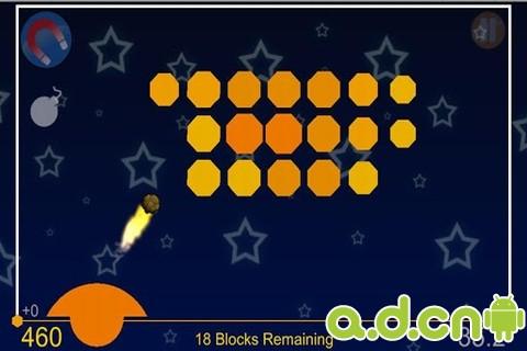 蜜蜂打磚塊 Brick'um v1.1-Android益智休闲免費遊戲下載