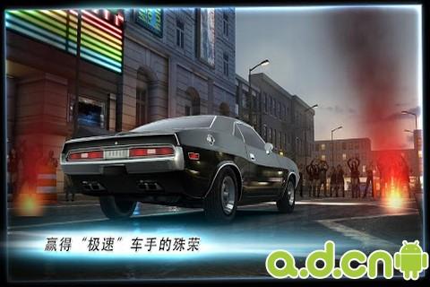 速度與激情6(含數據包) Fast & Furious 6: The Game v2.0.2-Android竞速游戏免費遊戲下載