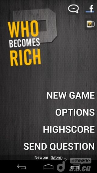 百萬富翁 Who Becomes Rich v@2131165339-Android冒险解谜免費遊戲下載