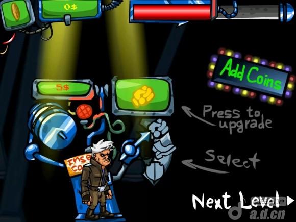 異能合金超人 Biometal v1.0.7-Android动作游戏類遊戲下載