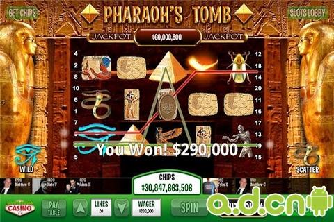 DoubleDown老虎機 DoubleDown Casino Slots v1.9.6-Android棋牌游戏免費遊戲下載