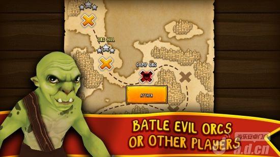 貪婪的榮耀:龍之城Greed for Glory: Dragon Cities v4.1.5-Android策略塔防類遊戲下載