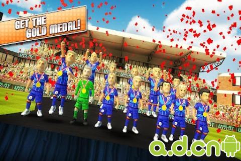 前鋒足球倫敦 Striker Soccer London v1.5.2-Android体育运动類遊戲下載
