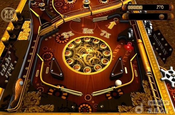 蒸汽朋克彈球 Steampunk Pinball v1.04-Android益智休闲免費遊戲下載