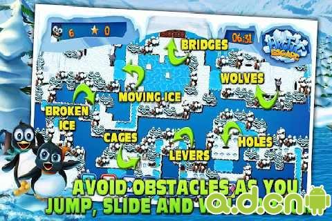 北極大逃亡高清版Arctic Escape HD v1.3.0-Android益智休闲免費遊戲下載