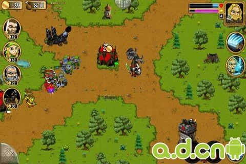 軍閥之戰 Warlords RTS HD – PUBLIC BETA v1.58-Android策略塔防免費遊戲下載