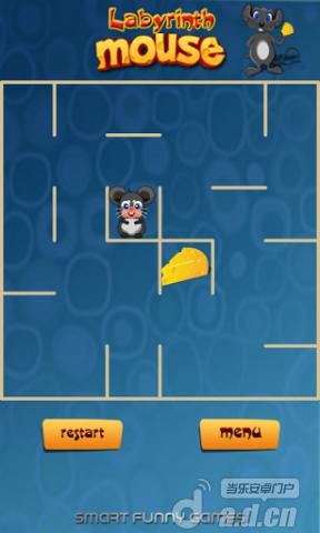 老鼠迷宮 Labyrinth Mouse v1.10-Android益智休闲免費遊戲下載