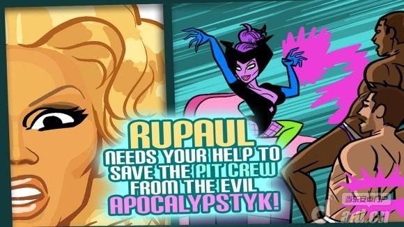 魯保羅變裝皇后秀RuPaul's Drag Race: Dragopolis v1.0.1-Android益智休闲免費遊戲下載