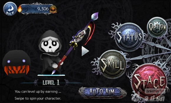 黑暗獠牙 Dark Reaper Shoots! v1.0.3-Android动作游戏免費遊戲下載