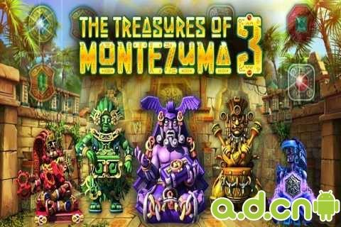 蒙特祖瑪的寶藏 閃電版 Treasures of Montezuma Blitz v1.4.3-Android益智休闲免費遊戲下載