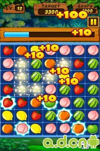 水果傳奇 v1.0.3,Fruits Legend