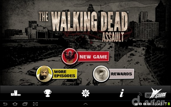 陰屍路:襲擊 The Walking Dead: Assault v1.51-Android角色扮演免費遊戲下載
