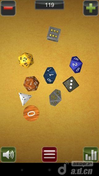 扔骰子 Roll The Dice v1.0-Android益智休闲免費遊戲下載