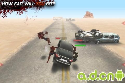 殭屍公路 v1.6,Zombie Highway-Android竞速游戏遊戲下載