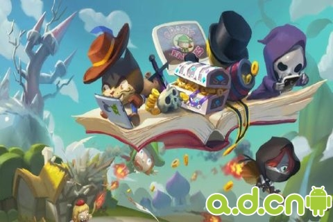 瘋狂童話(含數據包) Crazy Fairies v1.1.8-Android益智休闲遊戲下載