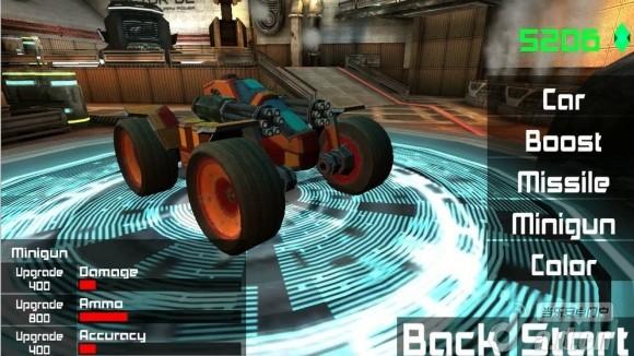末日越野賽車 Doom Buggy 3D Racing v1.2.1-Android竞速游戏免費遊戲下載