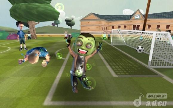 足球舞步(含數據包) Soccer Moves v1.2-Android体育运动類遊戲下載