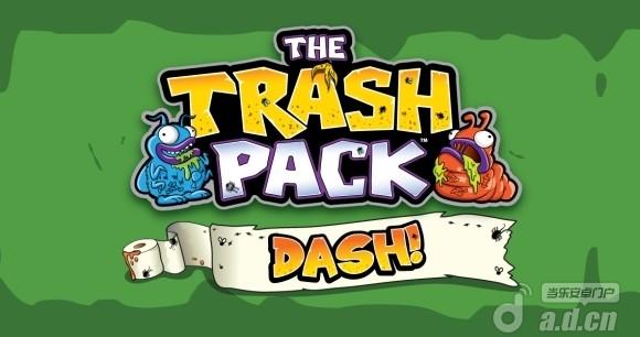 垃圾桶快跑修改版(含數據包) The Trash Pack Dash v2.0.1-Android益智休闲類遊戲下載