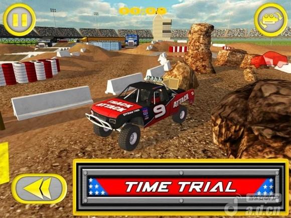 越野停車 Challenge Off-Road 4×4 Driving v1.0-Android益智休闲類遊戲下載