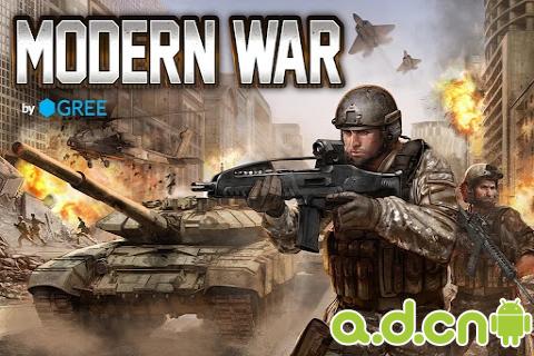 現代戰爭 Modern War v3.9.0-Android策略塔防類遊戲下載