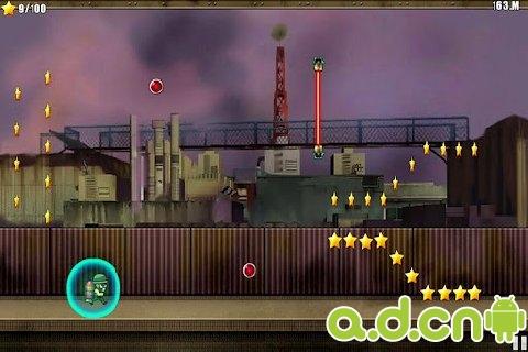 飛人大兵 Jetpack Soldier v3.5-Android益智休闲類遊戲下載