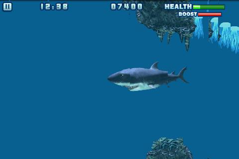 嗜血狂鯊1 v2.2.1,Hungry shark