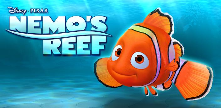 构建一个美丽的海底世界,让《海底总动员》的成员们齐聚一堂吧!