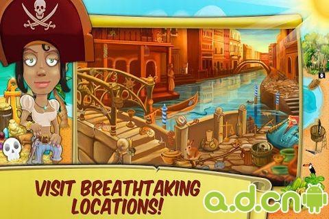 海盜探險:海灣鎮 v1.0.21,Pirate Explorer: The Bay Town-Android模拟经营遊戲下載