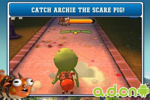 怪物大學:抓住阿奇v1.0.0,Monsters University: Catch Archie