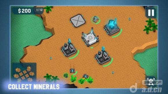 機械戰爭 修改版 MechCom – 3D RTS v1.3-Android策略塔防免費遊戲下載