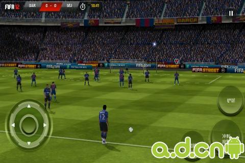 《国际足球大联盟12 FIFA 12》