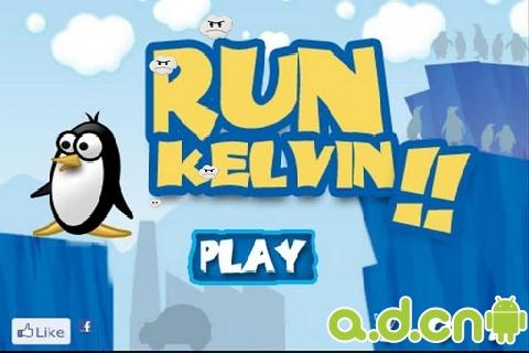 奔跑的企鵝 Run Kelvin v2.3-Android益智休闲免費遊戲下載