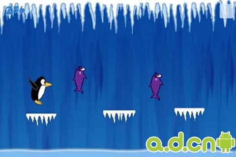 奔跑的企鹅_截图