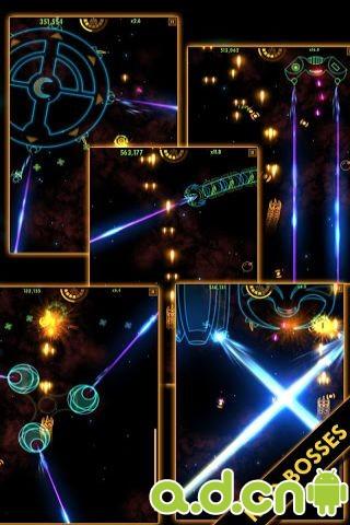 離子蒼穹完整版v2.9.5,Plasma Sky – rad space shooter