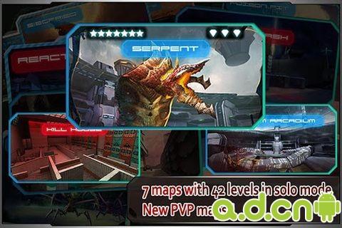 星際戰爭:外星人入侵高清修改版(含數據包) v2.20.01,Star Warfare:Alien Invasion HD