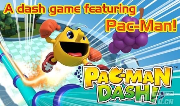 吃豆人向前衝(含數據包) PAC-MAN DASH! v1.1.1-Android动作游戏類遊戲下載