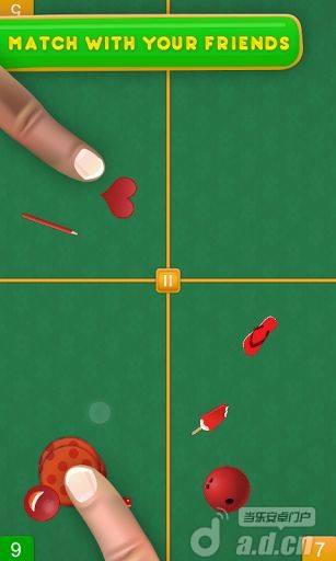 匹配閃電戰 對戰版 Match Blitz: 2 Player Game v3.1-Android益智休闲免費遊戲下載