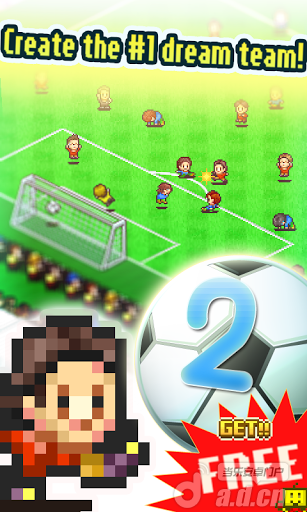 足球物語2 英文版 v1.1.3,Pocket League Story 2