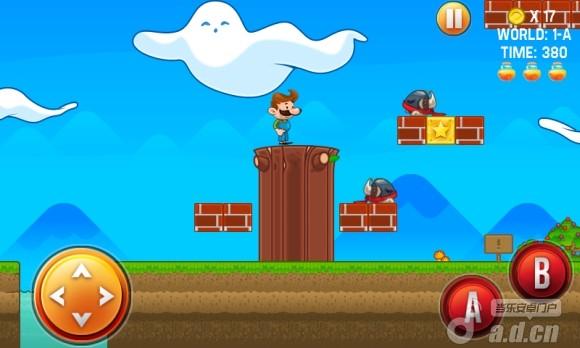 邁克的世界 Mike's World v1.0.3-Android动作游戏類遊戲下載