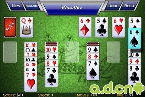 王牌接龍2 v1.0.6,Aces Solitaire Pack 2
