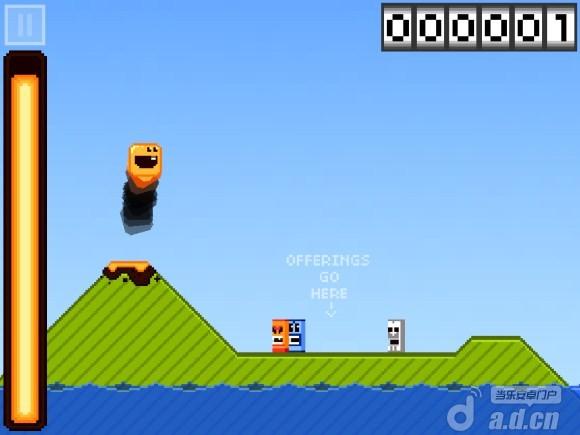 彈跳熔岩 Baby Lava Bounce v1.0-Android益智休闲類遊戲下載