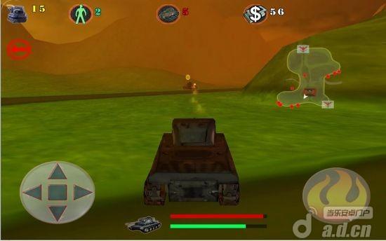 戰場坦克救援車Wartrack Rescue Heroes v6.1-Android射击游戏類遊戲下載