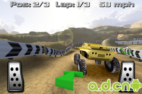 3D越野賽車加強版 Acceler8 v1.18-Android竞速游戏免費遊戲下載