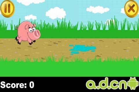瘋豬賽跑 v1.0.0,Raving Pigs