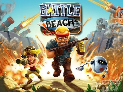 海灘戰場 v1.0.5,Battle Beach