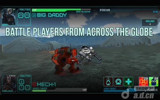 機甲征服 Mech Conquest v1.1.4-Android策略塔防類遊戲下載