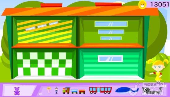 我的玩偶之家 My Doll House Game v2.0-Android益智休闲類遊戲下載