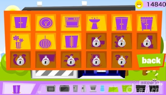 我的玩偶之家 My Doll House Game v2.0.4-Android益智休闲類遊戲下載